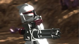 Lego Star Wars 3: The Clone Wars screen shot 2