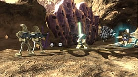 Lego Star Wars 3: The Clone Wars screen shot 3