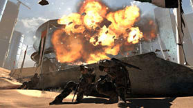 Spec Ops: The Line screen shot 2