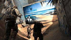 Spec Ops: The Line screen shot 4