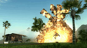 Just Cause 2 (Classics) screen shot 3