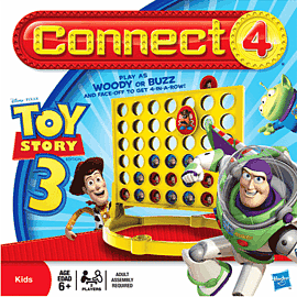 Toys Story 3 Connect 4 Cool Stuff