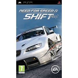 Need for Speed: Shift PSP
