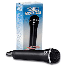 Logitech We Sing Microphone Accessories