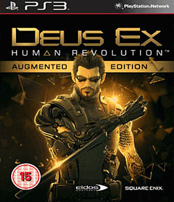 DEUS EX: Human Revolution Limited Edition PS3 and Xbox 360 - $35 Delivered