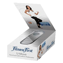 Wii Fitness First Nunchuck with Pedometer Accessories 