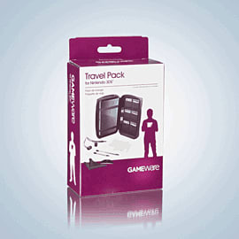 GAMEware 3DS Travel Pack Accessories