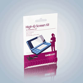 GAMEware Screen Protector for Nintendo 3DS Accessories 