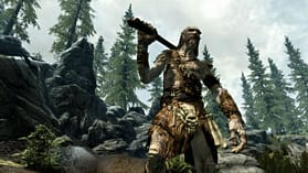 The Elder Scrolls V: Skyrim screen shot 3
