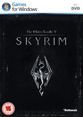 Dragons and dungeons in RPG hit Skyrim at GAME