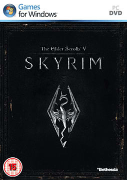 The Elder Scrolls V: Skyrim PC Games and Downloads Cover Art