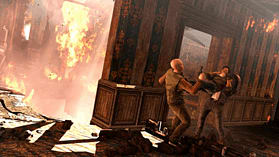 Uncharted 3: Drake's Deception screen shot 2