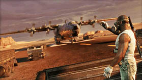 Uncharted 3: Drake's Deception screen shot 5