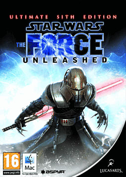 Star Wars® - The Force Unleashed™ - Ultimate Sith Edition (MAC) Mac Cover Art