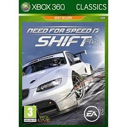 Need for Speed Shift - Classics XBOX360