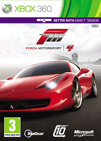 Dream vehicles and the Top Gear circuit - Forza 4 on Xbox 360 at GAME