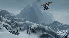 SSX screen shot 1