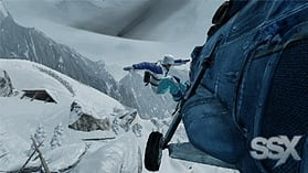SSX screen shot 2