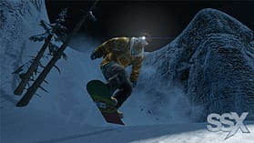 SSX screen shot 3