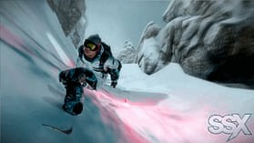 SSX screen shot 4