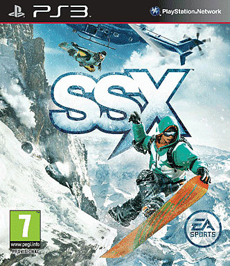 Extreme sports return in SSX on PS3