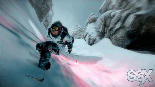 Deadly Descent in SSX on PS3 and Xbox 360