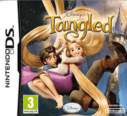 Tangled DSi and DS Lite