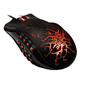Razer Naga Molten Special Edition MMO Gaming Mouse Accessories