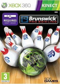 Brunswick Bowling (Kinect compatible) Xbox 360 Kinect