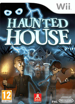 Haunted House Wii Cover Art