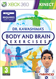 Dr Kawashima Exercise (Kinect compatible) Xbox 360 Kinect
