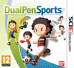 DualPenSports 3D 3DS Cover Art