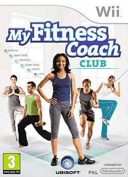 Fitness Coach Club Wii Cover Art