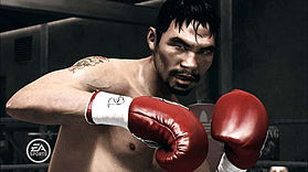 Fight Night Champion screen shot 2