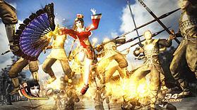 Dynasty Warriors 7 screen shot 1