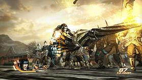 Dynasty Warriors 7 screen shot 2