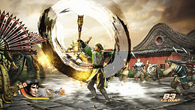 Dynasty Warriors 7 screen shot 5