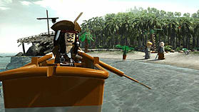 LEGO Pirates of the Caribbean screen shot 1