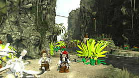 LEGO Pirates of the Caribbean screen shot 4