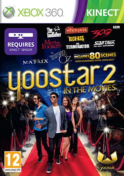 YOO STAR 2 Xbox 360 Kinect Cover Art