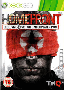 Homefront Limited Edition Xbox 360 Cover Art