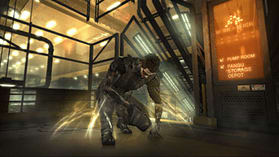 Deus Ex: Human Revolution screen shot 10