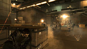 Deus Ex: Human Revolution screen shot 4