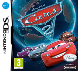 CARS 2 DSi and DS Lite Cover Art