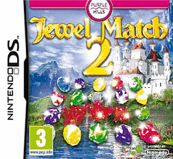 Jewel Match 2 DSi and DS Lite Cover Art