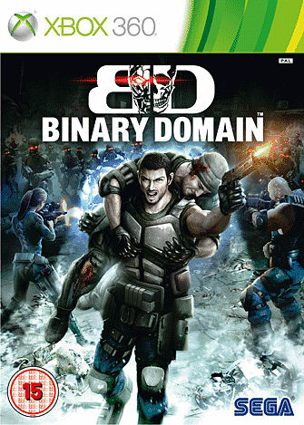 Binary Domain on Xbox 360 and PlayStation 3 at GAME