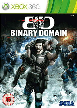 Binary Domain Xbox 360 Cover Art