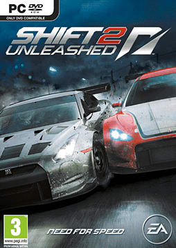 Shift II: Unleashed PC Games Cover Art
