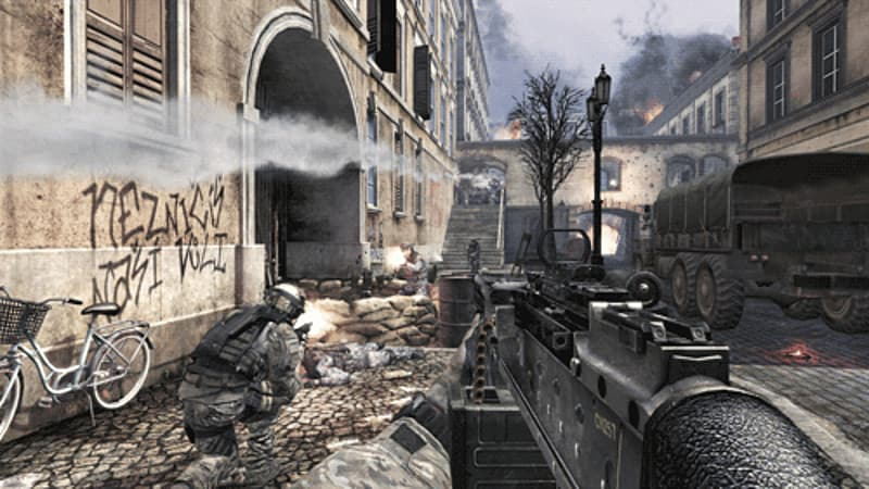 Call of Duty: Modern Warfare 3 at GAME