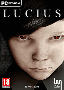 Lucius PC Games and Downloads Cover Art
